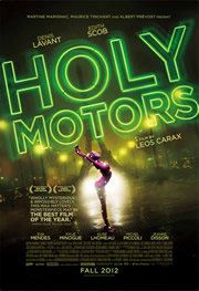 Holy Motors - Movie Poster